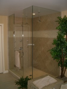 residential-shower